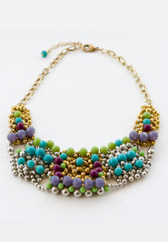 Bling Collar Necklace from Noonday